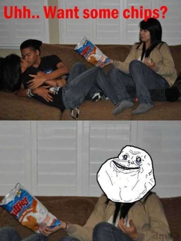 forever alone people 14 Some People are Meant to Stay Forever Alone (42 photos)