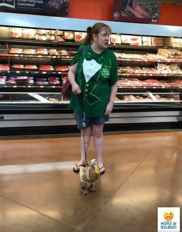 Cringe Inducing Walmart Weirdos Klyker Com