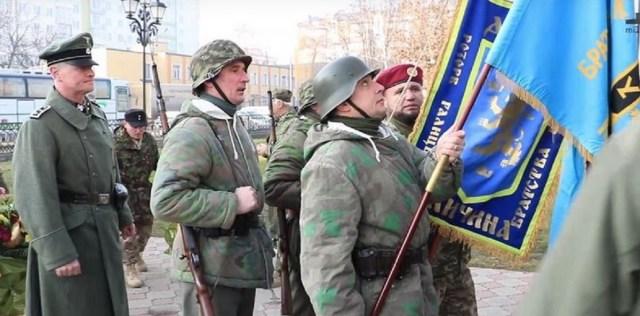 Нацисты на Галичине