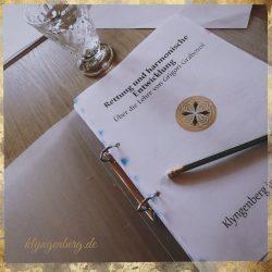 Grabovoi Seminar Klyngenberg - Impressionen