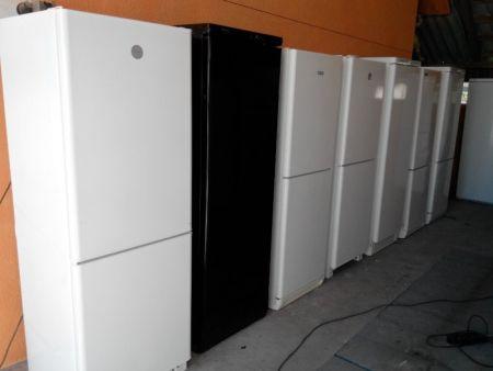 Склад бушных холодильников