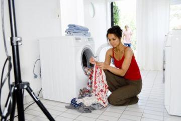 Набор и слив воды в стиральных машинах