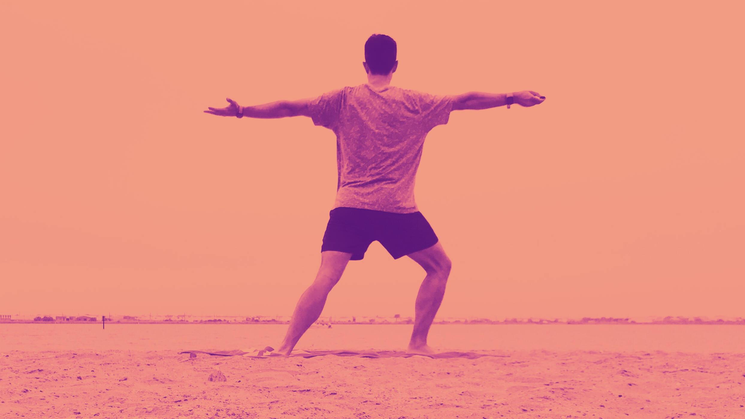 yoga running bertrandsoulier - KM 42 Podcast running par Bertrand Soulier