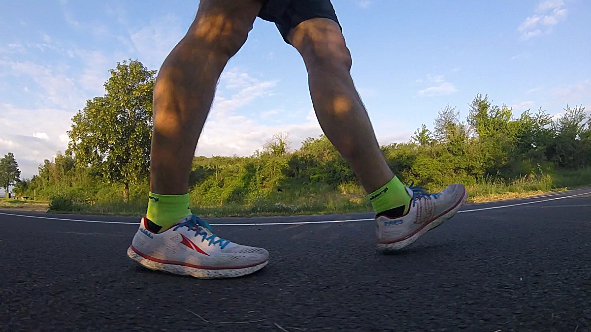 marcher courir km42 - KM 42 Podcast running par Bertrand Soulier