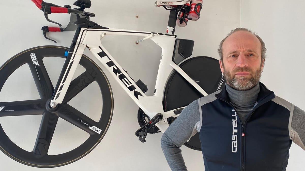 Arnaud de Meester - KM 42 Podcast running par Bertrand Soulier