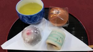 和菓子 いちご大福