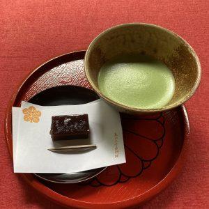 三千院 抹茶