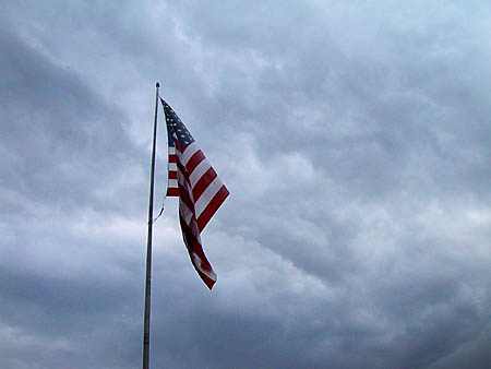 stormy flag