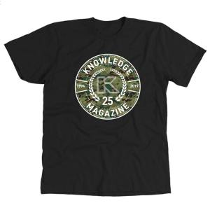 25 Years of Kmag X Jnglst Collab T-Shirt