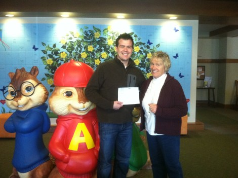 Kyle Malnati - Ronald McDonald House Donation for Billy Malnati 2.24.2012 - Denver Apartment Buildings For Sale website
