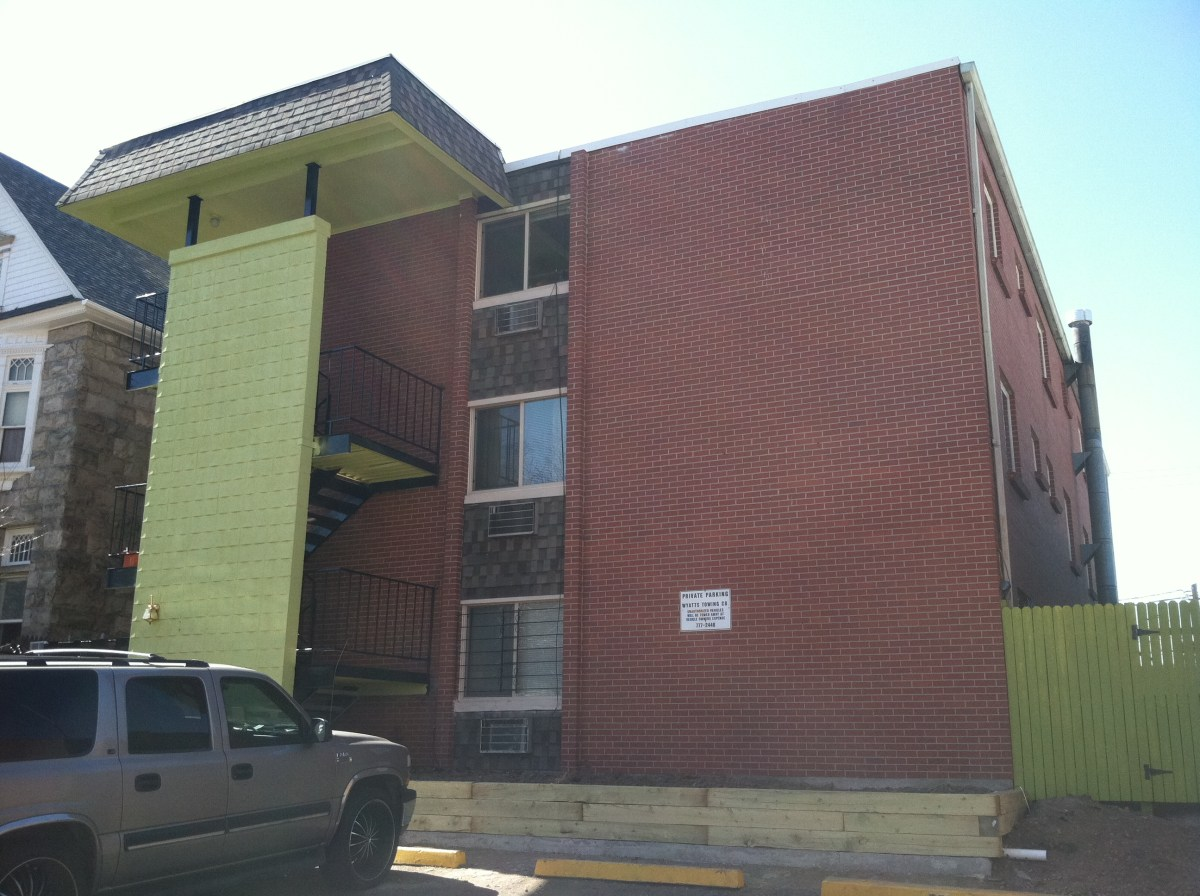 Denver Apartment Building SOLD