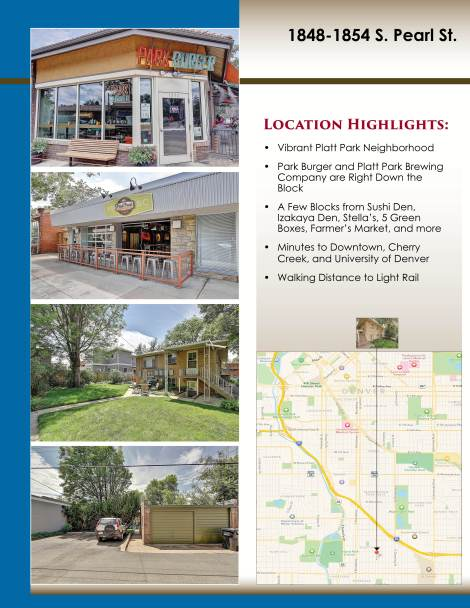 1848-1854 S. Pearl St. - Page 3 of brochure for blog