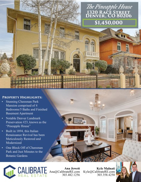1320 Race St - Brochure