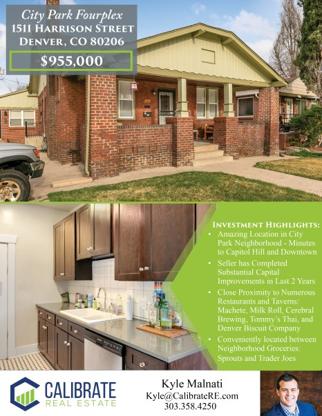 1511 Harrison St - Brochure 2019