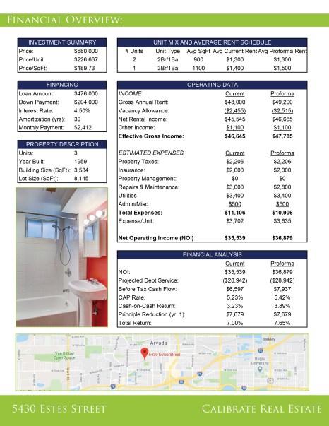 5430 Estes St. - Brochure2
