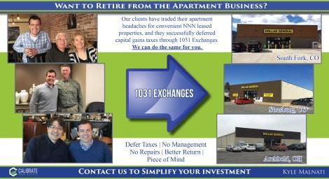 Kyle March DG 1031 Exchange PC