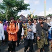 Penilaian Lomba Desa Tingkat Propinsi