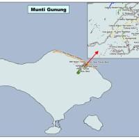 Munti Gunung yang dikenal dengan sebutan desa Gepeng (Gelandangan dan Pengemis)