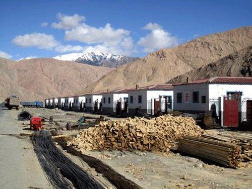 Кыргыздар жашаган айыл