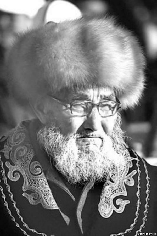 Жусуп Мамай (1918-2014) - Кыргыз Республикасынын Баатыры.