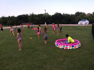 Baby pool bases