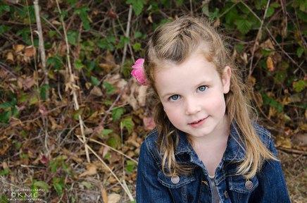 Familyportrait-kmcnickle-girl-flower
