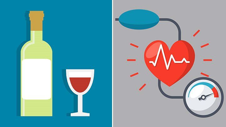 Effects of Alcohol on Blood Pressure