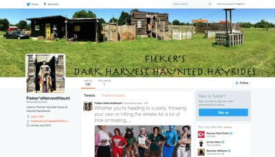 Fieker's Dark Harvest Haunted Hayrides | Duenweg MO