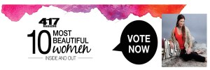 417 Magazine 10 Most Beautiful Women Award KM Guru Joplin MO