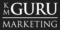 KM Guru Marketing Joplin MO Logo