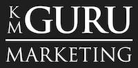 KM Guru Marketing Joplin MO Logo