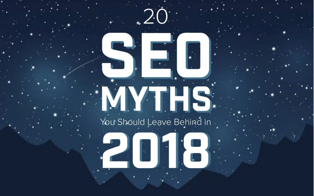 20 SEO Myths for 2018 | HubSpot Marketing