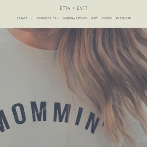 Etta + East Clothing
