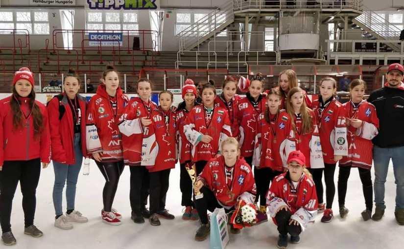 Angels Cup: 3. helyezés