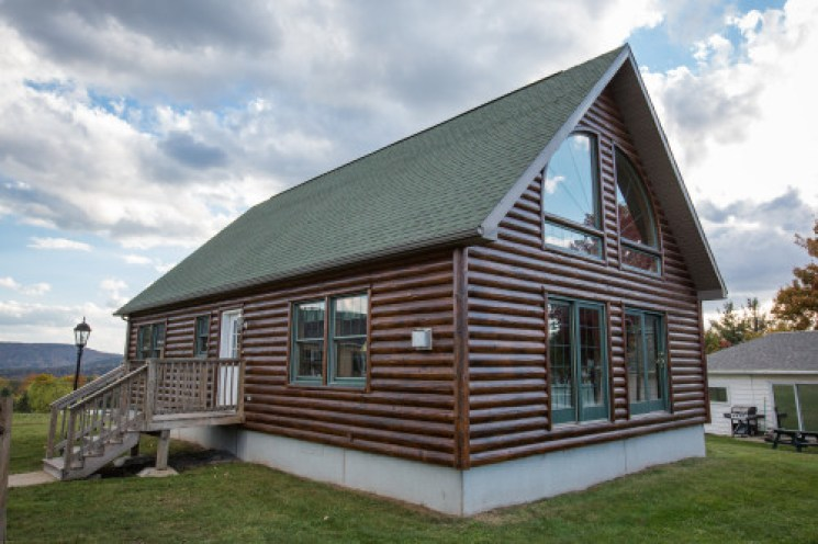 Cape Chalet Modular Home, Model #2