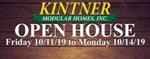 Kintner Homes Open House