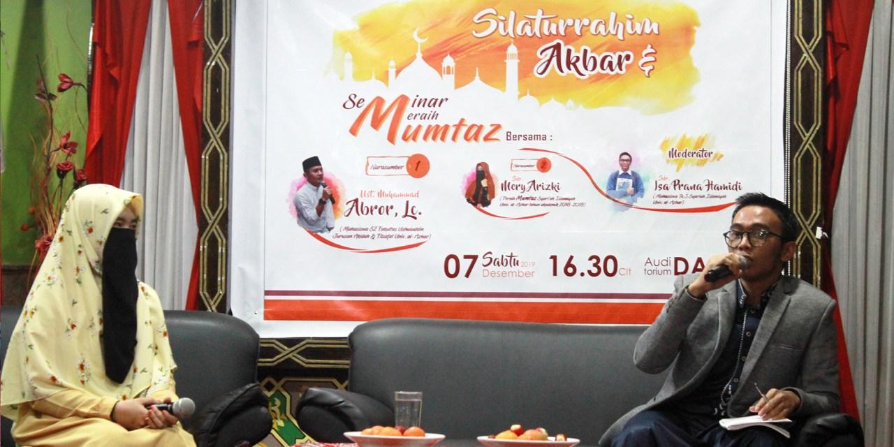 Seminar Meraih Mumtaz