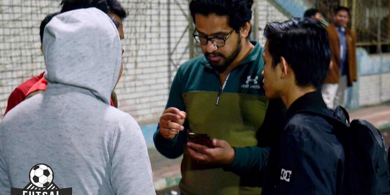 Futsal Bareng KMJ Mesir