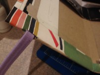 Step 4 - Homemade Kindle Case Tutorial