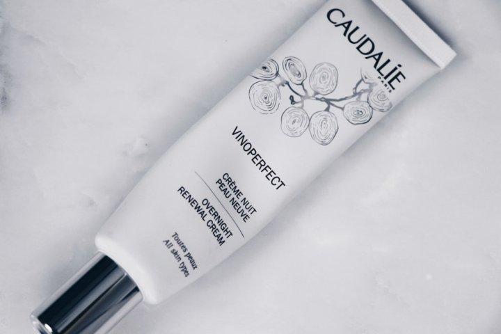 Caudalie -Vinoperfect Overnight Renewal Cream