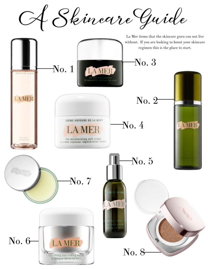 skincare guide with links.001