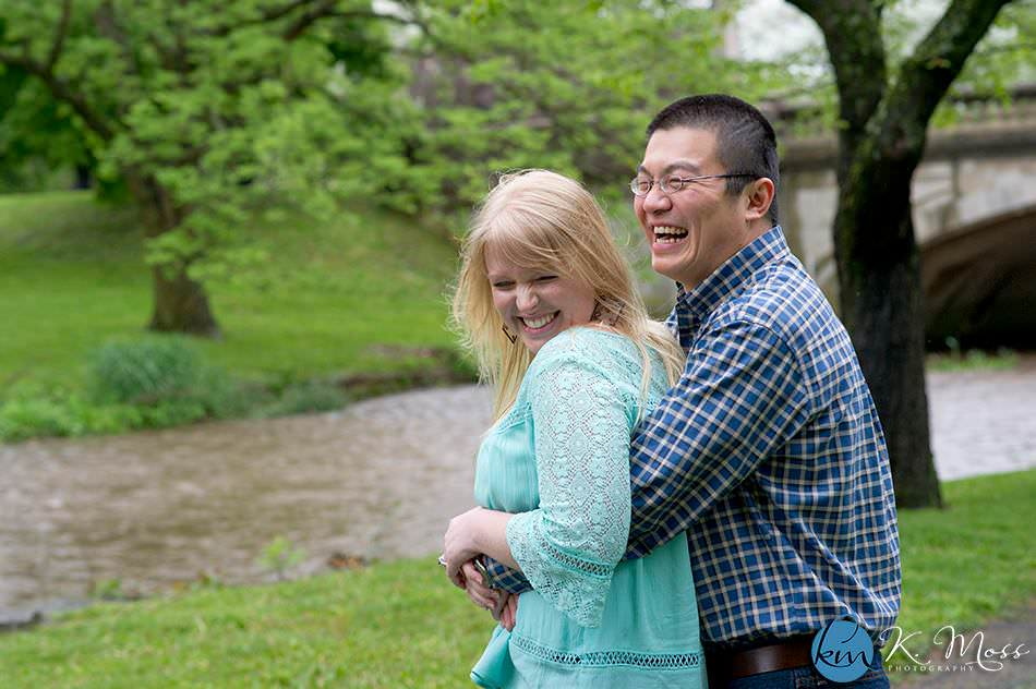 Lynette & Michael | Reading Museum Engagement Session, Wyomissing, PA