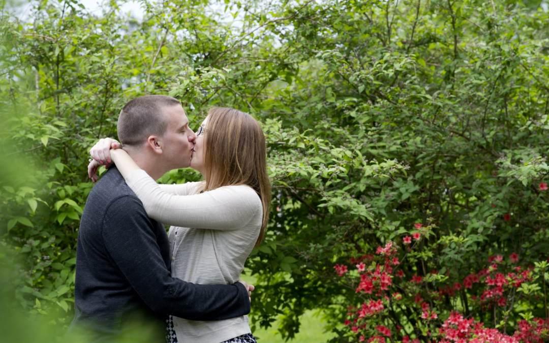 Nikki & Michael | Wyomissing, PA Engagement Session