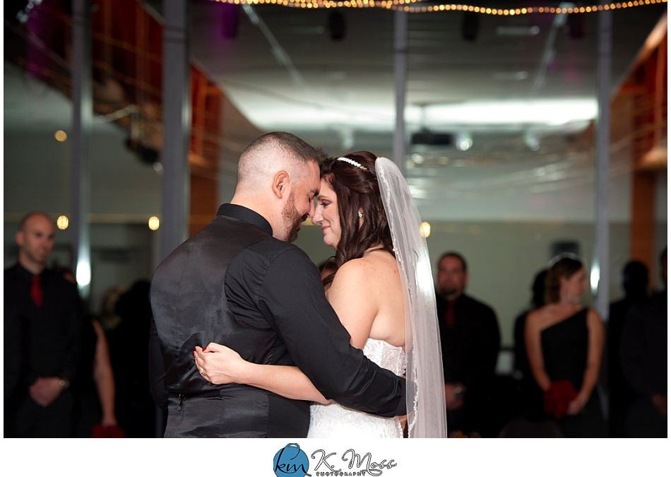 Meredith & JD   Steelstacks Bethlehem PA Wedding