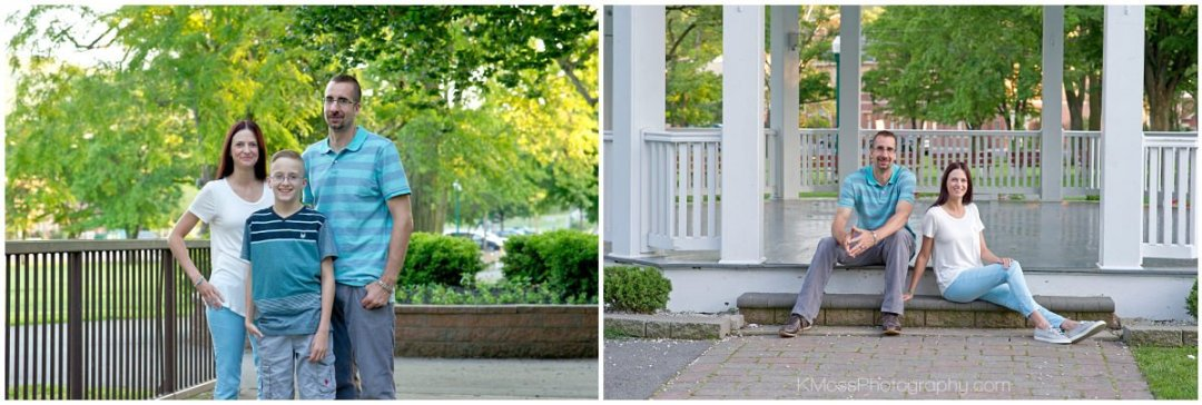 Lehigh Valley Family Portrait Session