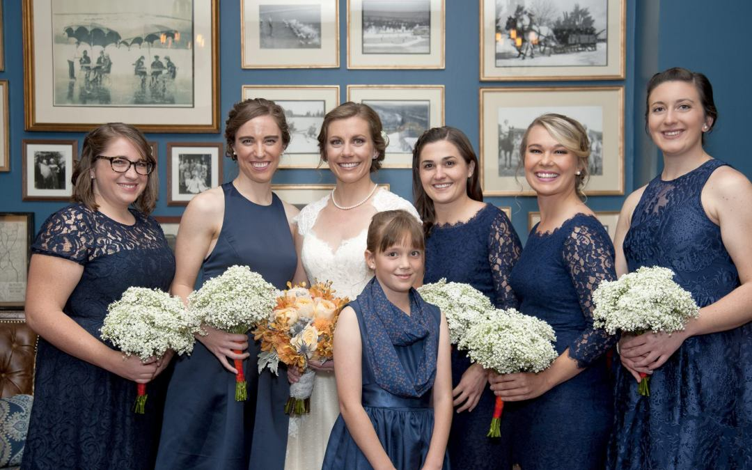Why You Should Let Your Bridesmaids Choose Their Dress