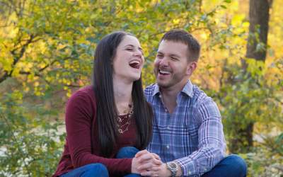 Grings Mill Wyomissing, PA Engagement Session | Josh & Jessica