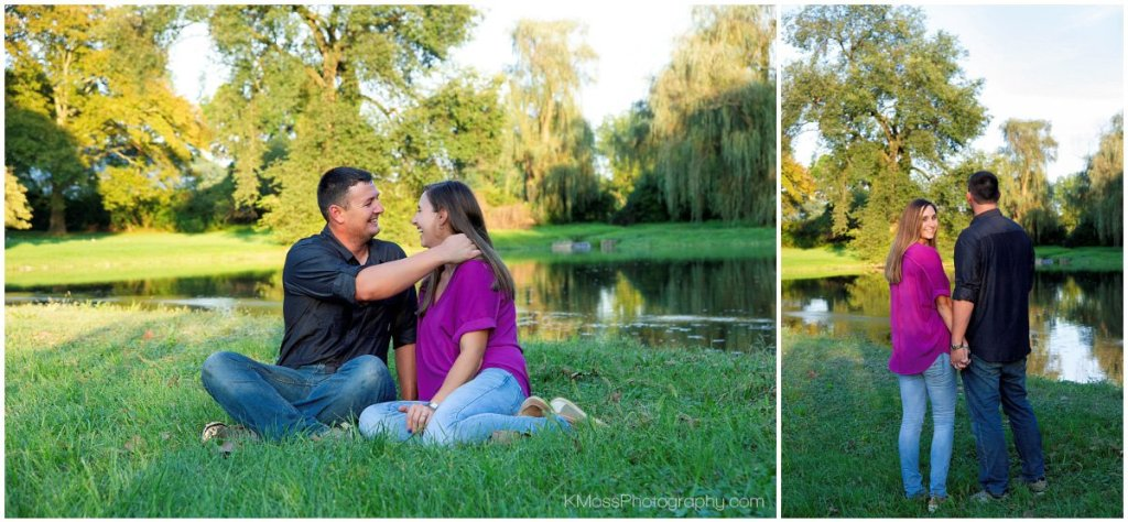 Conrad Weiser Engagement Session | K. Moss Photography