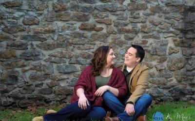 Lockridge Furnace Engagement Session | Emily & Warren