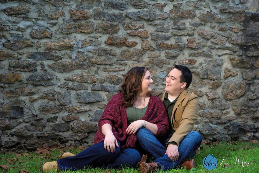 Lockridge Furnace Engagement Session | Emily & Warren